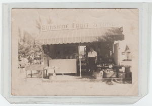 Sunshine Fruit Stand
