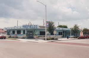 Mansfields (as of 2015, Neptunes) at the northwest corner of Shore and Beach Boulevards South
